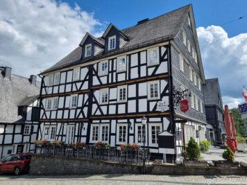 Das Hotel Zur Altstadt