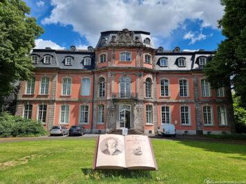 Das Schloss Jägerhof (Goethe-Museum)