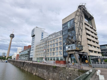 Der Medienhafen