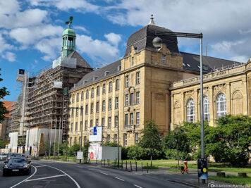 Die Bezirksregierung Düsseldorf