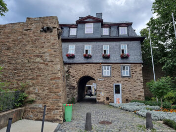 The Upper Castle