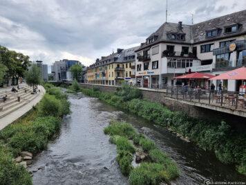 The Sieg River