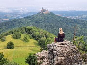The Zeller Horn viewpoint