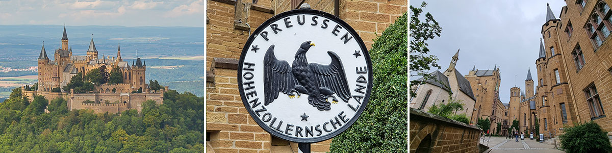 Hohenzollern Castle Header Image