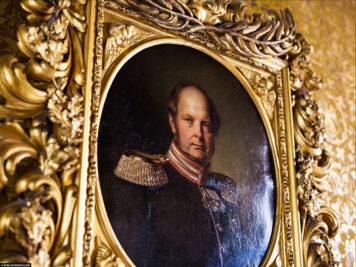 Portrait of Frederick William IV