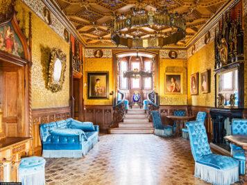 The Blue Salon
