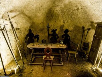 Casemates Guard Room