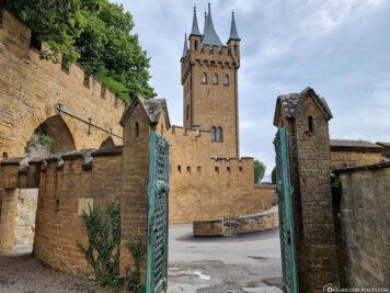Entrance to the Garden Bastion