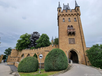 The Gate Tower