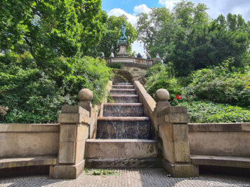 The Galatea Fountain
