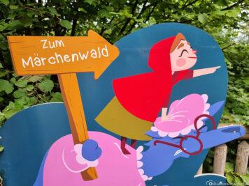 Zum Märchenwald