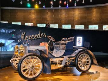 The Mercedes Simplex