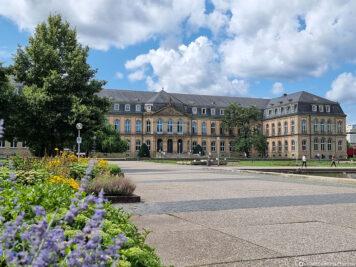 New Stuttgart Palace
