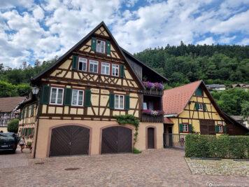Die Äußere Mühle