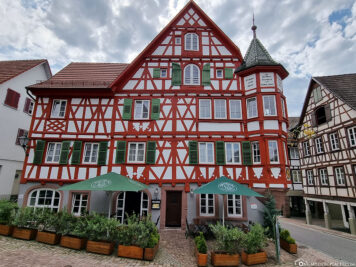 Das Gasthaus Adler