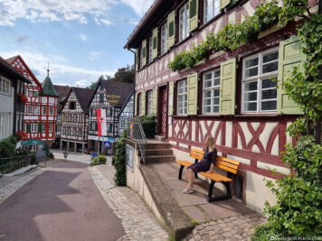 Das Schiltacher Stadtmuseum