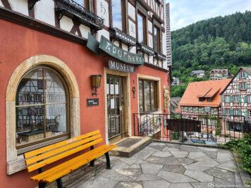 Das Apothekenmuseum am Marktplatz
