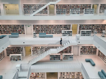 The Stuttgart City Library