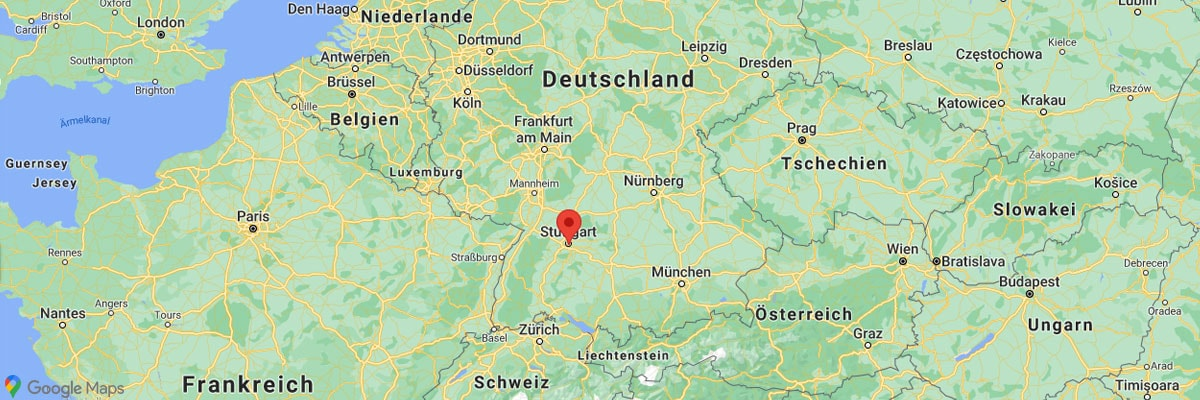Stuttgart Location