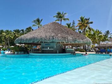 The Swim up Pool Bar