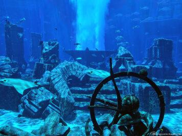 The Sunken Atlantis