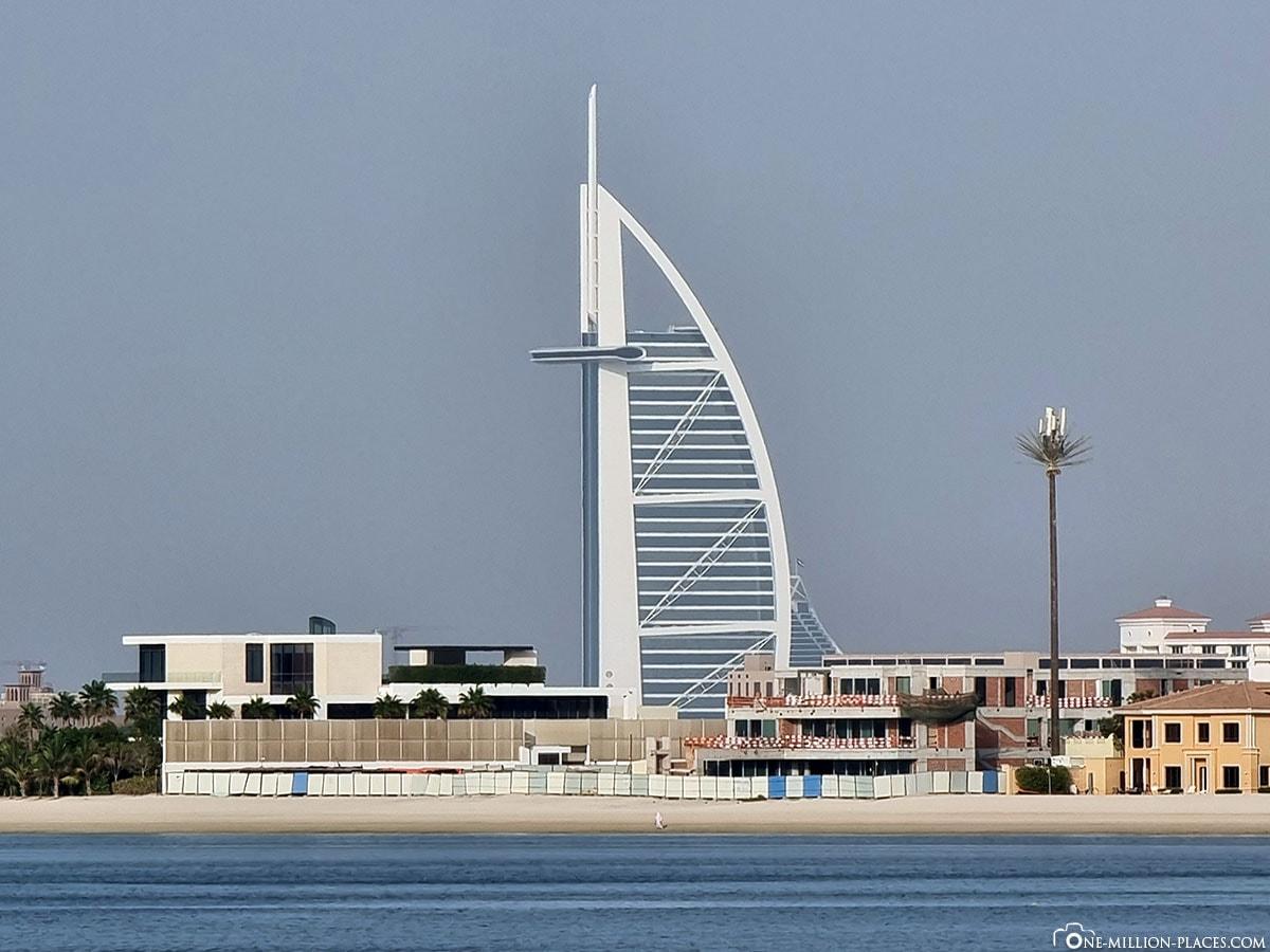 Burj Al Arab, Aquaventure Wasserpark