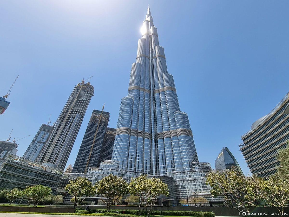 Fotospot, Burj Khalifa, Dubai
