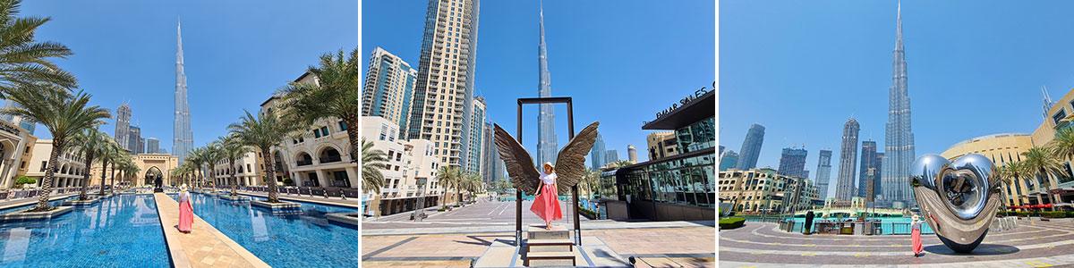 Burj Khalifa Dubai Fotospots Headerbild