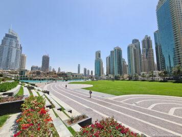Der Burj Park