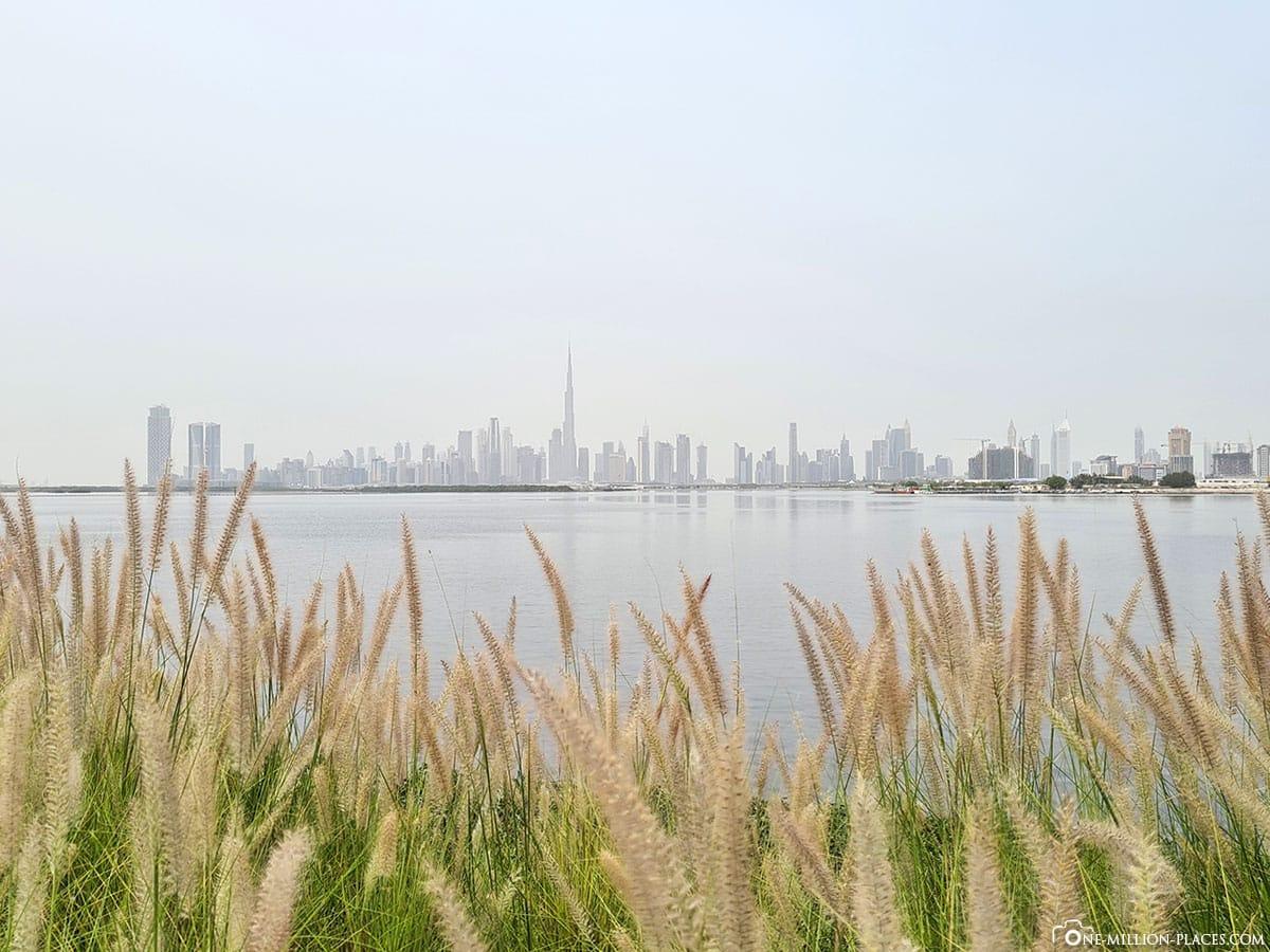Skyline Dubai, Creek HArbour, View