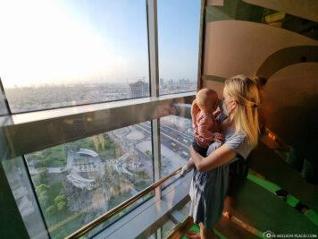 Der Panorama Aufzug