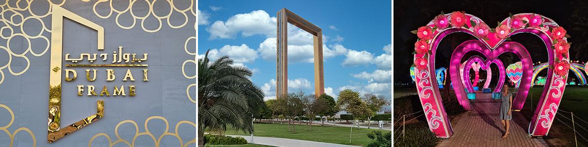 Dubai Frame Headerbild