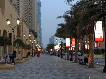 The Walk - Dubai Marina