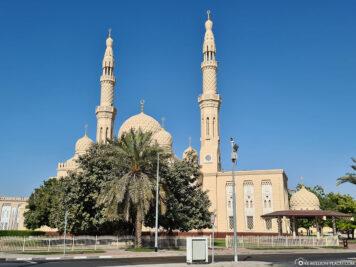 Die Zentralmoschee Jumeirah