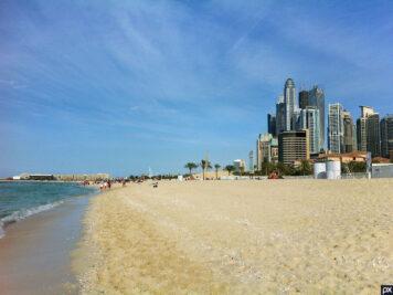 Der JBR Beach