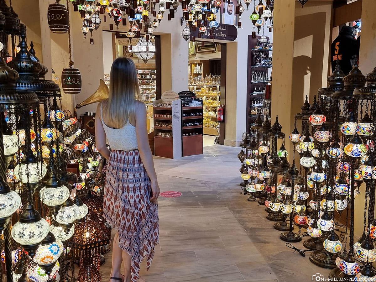 Fotospots, Instagram Spot, Souk Madinat, Dubai, Markt