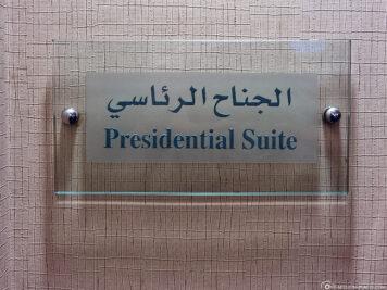 Die Präsidenten Suite