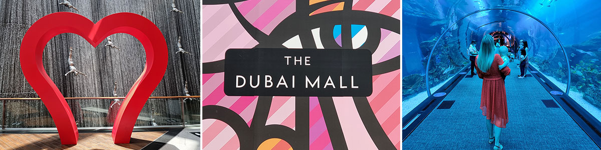 Dubai Mall Headerbild