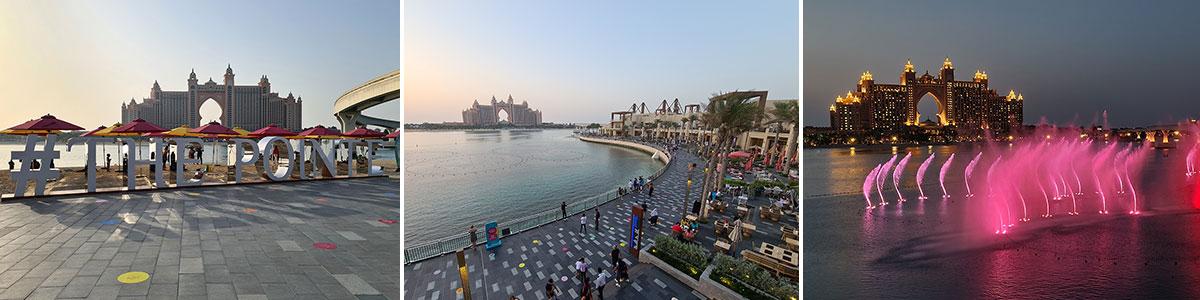 The Pointe Dubai header image