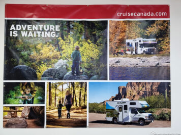 Cruise Canada - Adventure is waiting