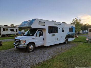 Campsite Saint-Esprit in Quebec