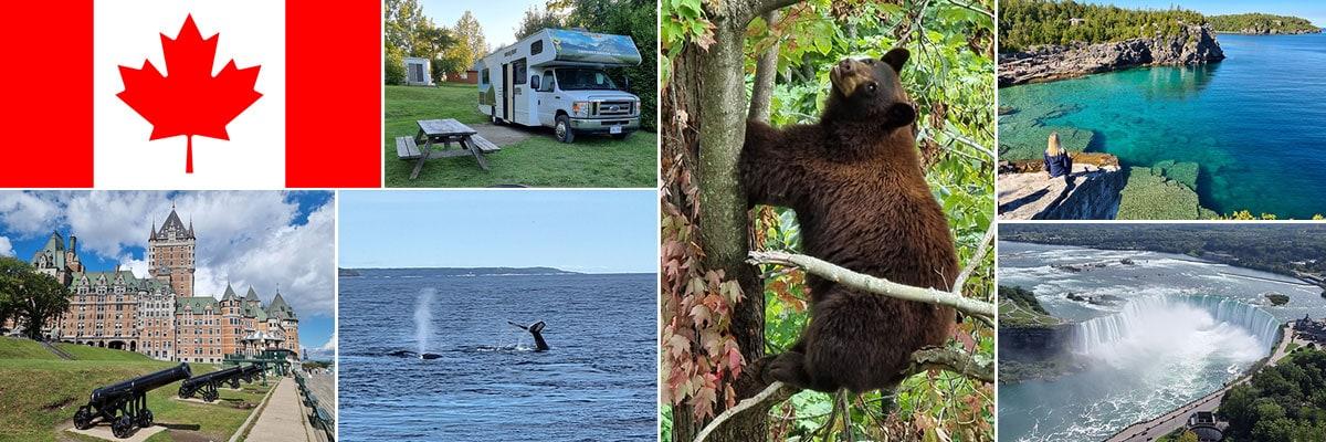Reiseberichte Kanada