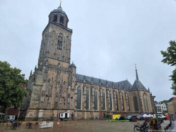 Die Lebuinuskirche