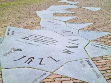 The Jazz Walk of Fame