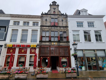 Gotisches Haus in der Altstadt