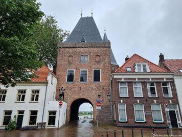 Das Stadttor Koornmarktspoort