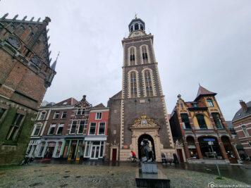 Der neue Turm (De Nieuwe Toren)