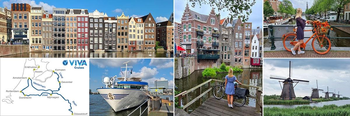 Reiseberichte VIVA Cruises auf dem Rhein
