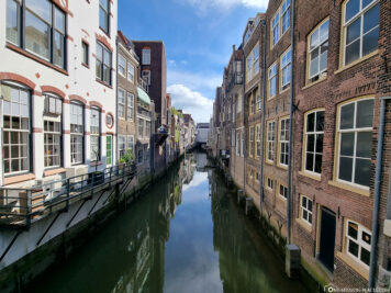 A canal