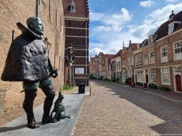 Statue Wilhelm van Oranje